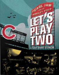Cover Pearl Jam - Let's Play Two - Live At Wrigley Field [DVD]